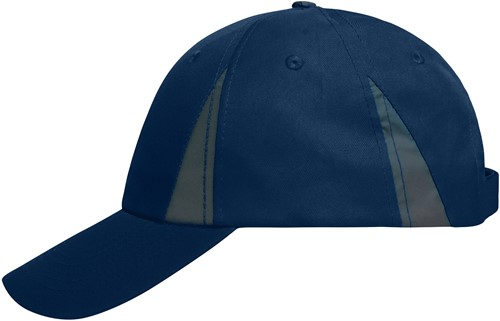 MB6225 Safety-Cap - Navy - One size