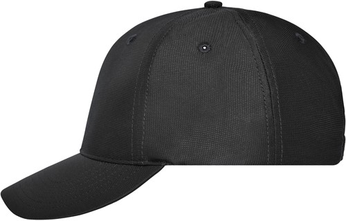 MB6235 6 Panel Workwear Cap - COLOR - - Zwart - One size