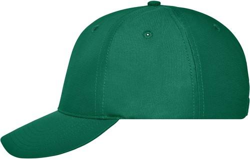 MB6235 6 Panel Workwear Cap - COLOR - - Donkergroen - One size