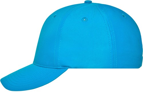 MB6235 6 Panel Workwear Cap - COLOR - - Turquoise - One size