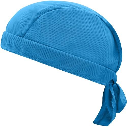 MB6530 Functional Bandana Hat - Felblauw - One size