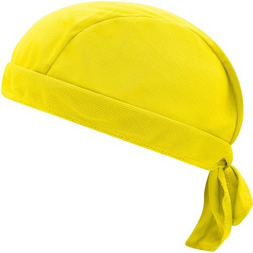 MB6530 Functional Bandana Hat - Geel - One size