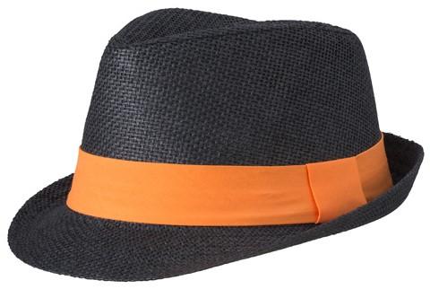 MB6564 Street Style - Zwart/oranje - S/M