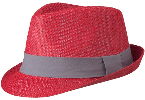MB6564 Street Style - Rood/donkergrijs - S/M