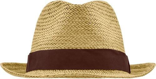 MB6597 Urban Hat - Stro/bruin - L/XL