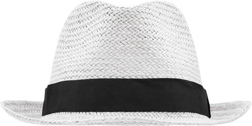MB6597 Urban Hat - Wit/zwart - L/XL
