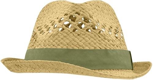 MB6598 Summer Style Hat - Stro/olijf - L/XL