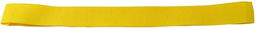 MB6626 Ribbon for Promotion Hat - Zon-geel - One size