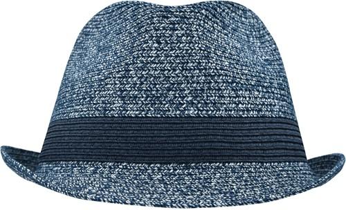MB6700 Melange Hat - Navy-melange - L/XL