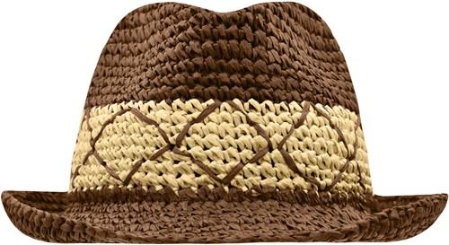 MB6702 Flexible Hat - Nougat/stro - S/M