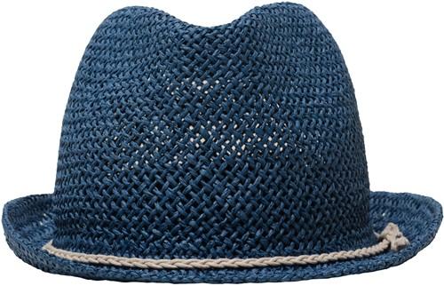 MB6705 Summer Hat - Denim/zand - S/M