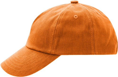 MB7010 5 Panel Kids' Cap - Oranje - One size