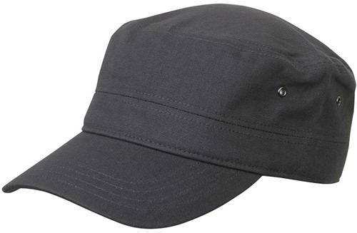 MB7018 Military Cap for Kids - Antraciet - One size