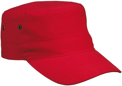 MB7018 Military Cap for Kids - Rood - One size