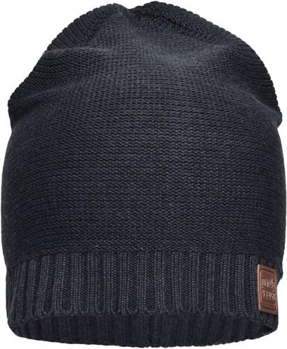 MB7109 Cotton Hat - Grijs-melange - One size