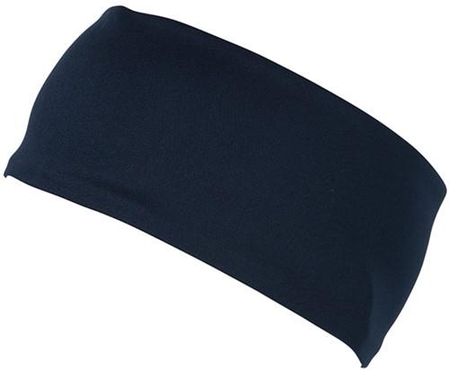MB7126 Running Headband - Navy - One size