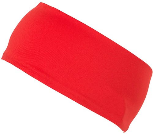 MB7126 Running Headband - Tomaat - One size