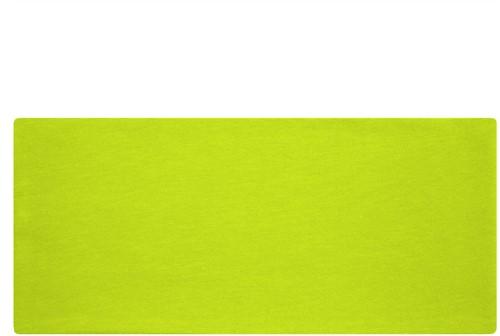 MB7135 Bio Cotton Headband - Chemisch geel - One size