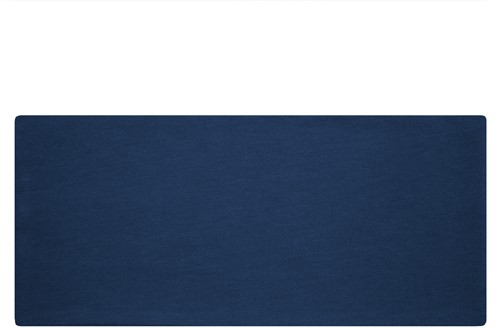 MB7135 Bio Cotton Headband - Navy - One size