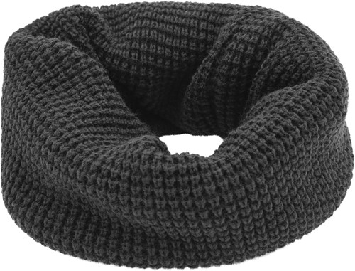 MB7314 Knitted  Loop - Carbon - One size