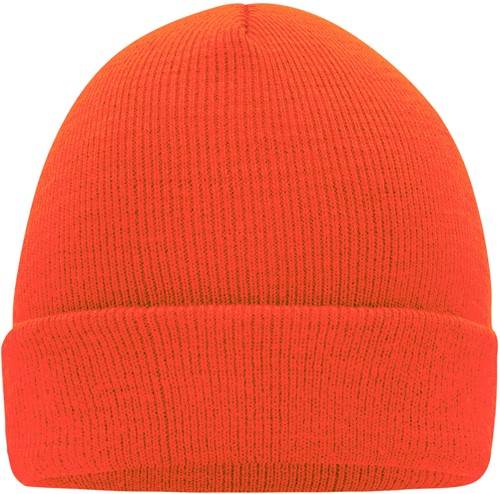 MB7500 Knitted Cap - Feloranje - One size