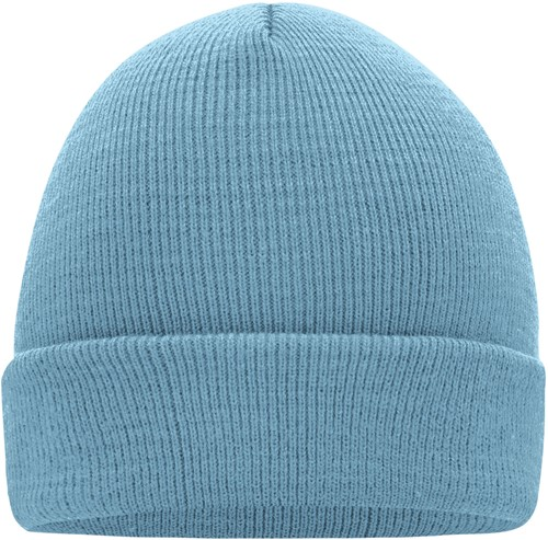 MB7500 Knitted Cap - Lichtblauw - One size