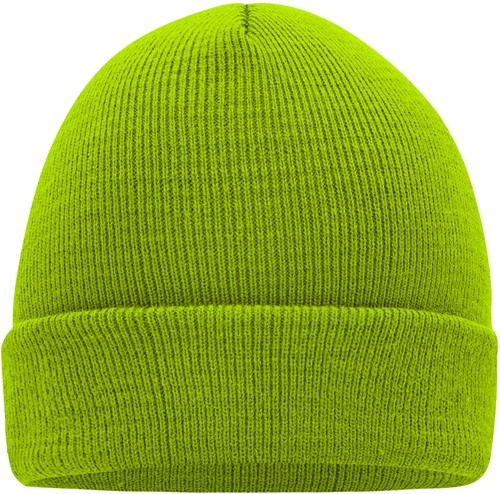 MB7500 Knitted Cap - Lime - One size