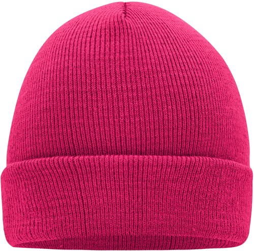 MB7500 Knitted Cap - Magenta - One size