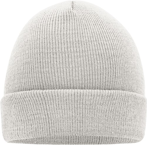MB7500 Knitted Cap - Gebroken-wit - One size