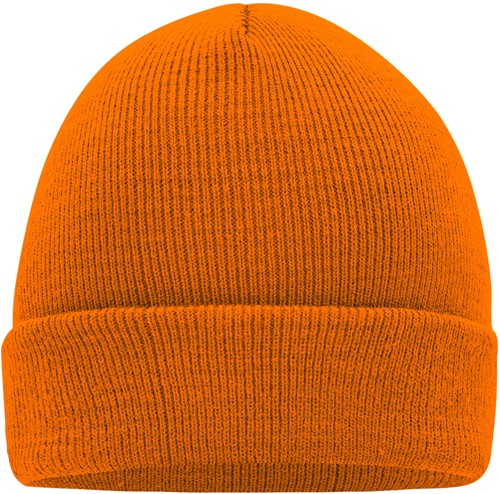 MB7500 Knitted Cap - Oranje - One size