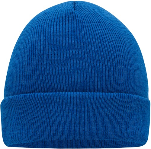 MB7500 Knitted Cap - Royal - One size