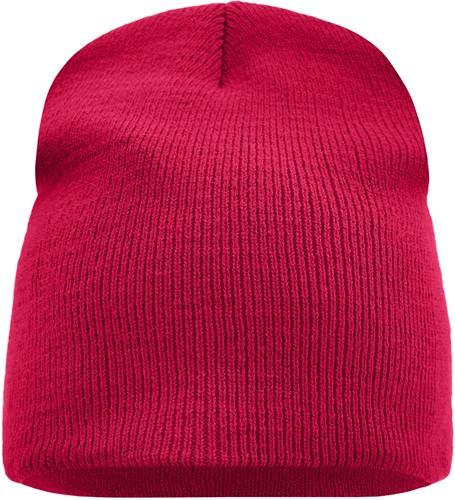 MB7580 Beanie No.1 - Meisjes roze - One size