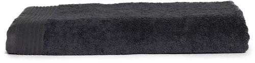 T1-100 Classic beach towel - Anthracite - 100 x 180 cm