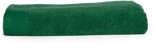 T1-100 Classic beach towel - Green - 100 x 180 cm