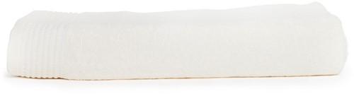 T1-100 Classic beach towel - Ivory cream - 100 x 180 cm