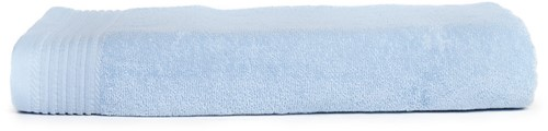 T1-100 Classic beach towel - Light blue - 100 x 180 cm