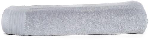 T1-100 Classic beach towel - Light grey - 100 x 180 cm