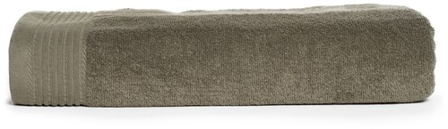 T1-100 Classic beach towel - Olive green - 100 x 180 cm