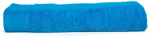 T1-100 Classic beach towel - Turquoise - 100 x 180 cm