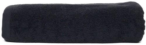 T1-210 Super size towel - Anthracite - 100 x 210 cm