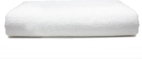 T1-210 Super size towel - White - 100 x 210 cm