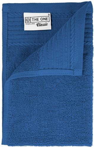T1-30 Classic guest towel - Aqua azure - 30 x 50 cm