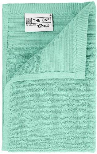 T1-30 Classic guest towel - Mint - 30 x 50 cm