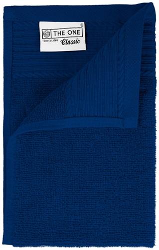 T1-30 Classic guest towel - Royal blue - 30 x 50 cm
