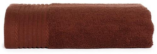 T1-50 Classic towel - Brown - 50 x 100 cm
