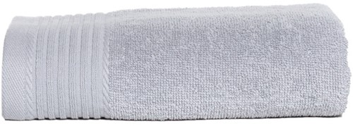 T1-50 Classic towel - Light grey - 50 x 100 cm