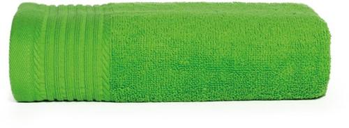 T1-50 Classic towel - Lime green - 50 x 100 cm