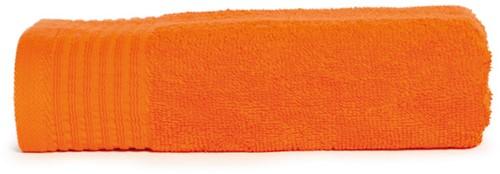 T1-50 Classic towel - Orange - 50 x 100 cm