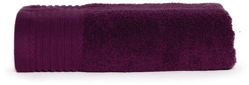 T1-50 Classic towel - Plum - 50 x 100 cm