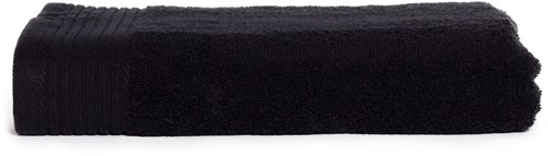 T1-70 Classic bath towel - Black - 70 x 140 cm